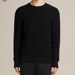 Allsaints Adan crew jumper size Medium